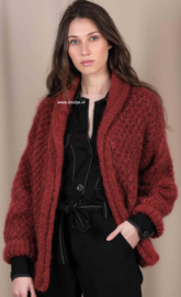 Zaterdag 16-02-2019 Katia Ingenua Tweed Vest