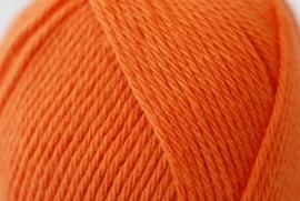 Cotton 8 - 716 Donker Oranje