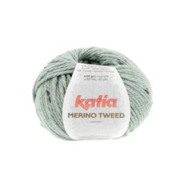 Katia Merino Tweed - 313 Resedagroen