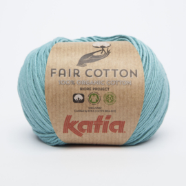 Katia Fair Cotton - 16 Turquoise