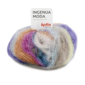 Katia Ingenua Moda - 103 Lila - Groenblauw - Bruin - Blauw