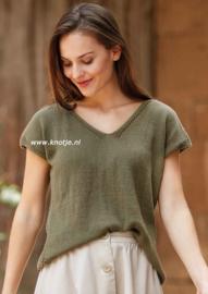 Katia Concept Cotton Cashmere Top Trinity