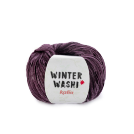 Katia Winter Washi - 214 Aubergine