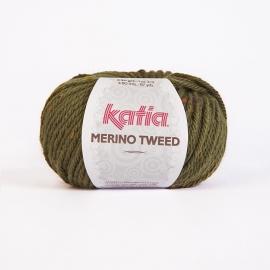 Katia Merino Tweed - 402 Groen