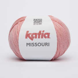 Katia Missouri - 15 Medium bleekrood