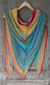 Scheepjes Secret Garden Shawl