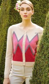 ROWAN Fine Lace Vest Joan