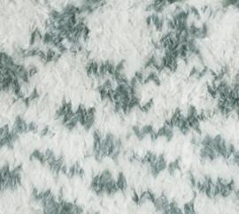 Katia Polar Animal Print - 204 Parelmoer-lichtgrijs-Groenblauw