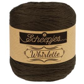 Scheepjes Whirlette - 883 Bitter Coffee