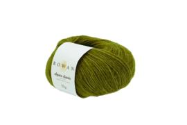 Rowan - Alpaca Classic 111 Green Moss