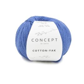 Katia Concept - Cotton-Yak - 127 Nachtblauw