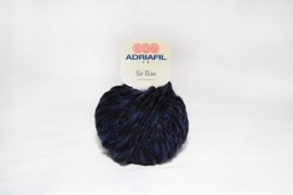 Adriafil Sir Biss 27 Blue - Black Mouliné