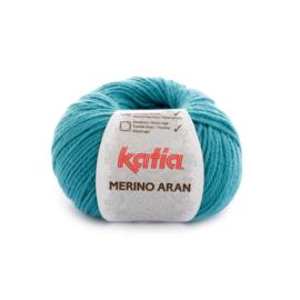 Katia Merino Aran 73 - Turquoise