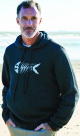Rowan Denim Revive Unisex Trui Fishbone