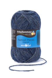 Schachenmayr Fashion Pieces - 00455 Navy Degrade