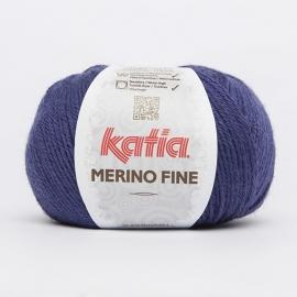 Katia Merino Fine - 36 Nachtblauw