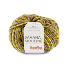 Katia Savana Mouline 203 Oker - Bruin - Grijs