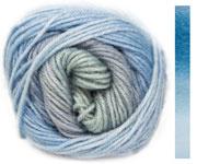 LANG Yarns - Jawoll Twin Socks 0507 Blauw
