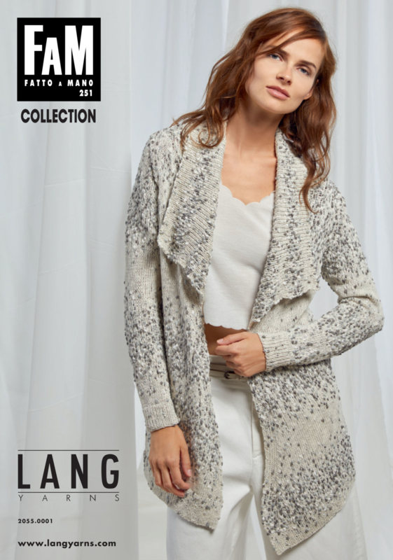 LANG FaM FATTO a MANO 251 Collection 2018