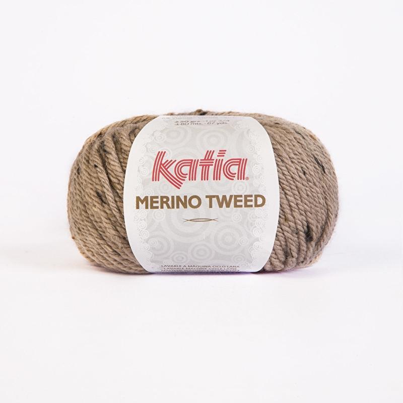 Katia Merino Tweed - 301 Beige