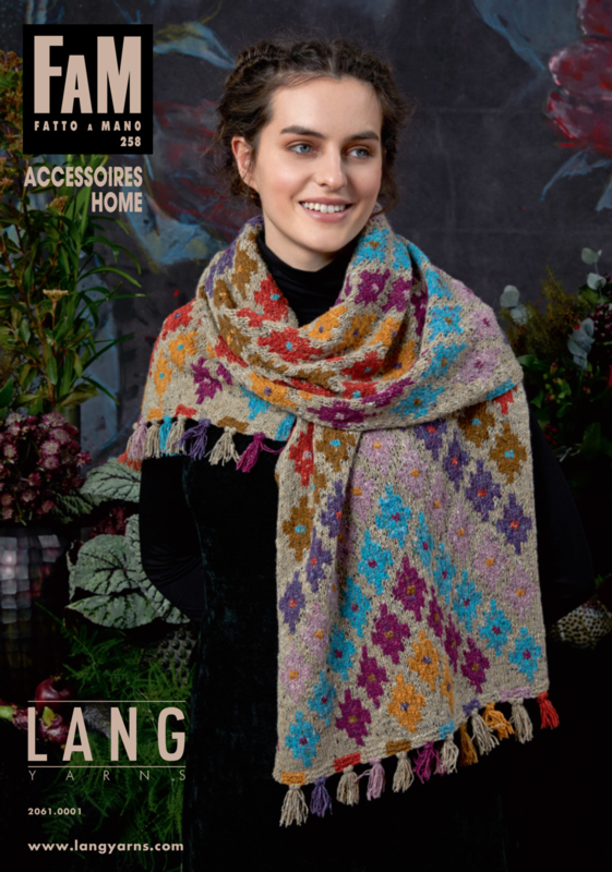 LANG FaM FATTO a MANO 258 Accessoires Home 2018/2019