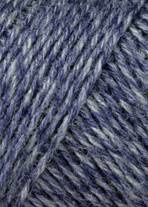 LANG Yarns - Jawoll Superwash 0258 Mix Blauw