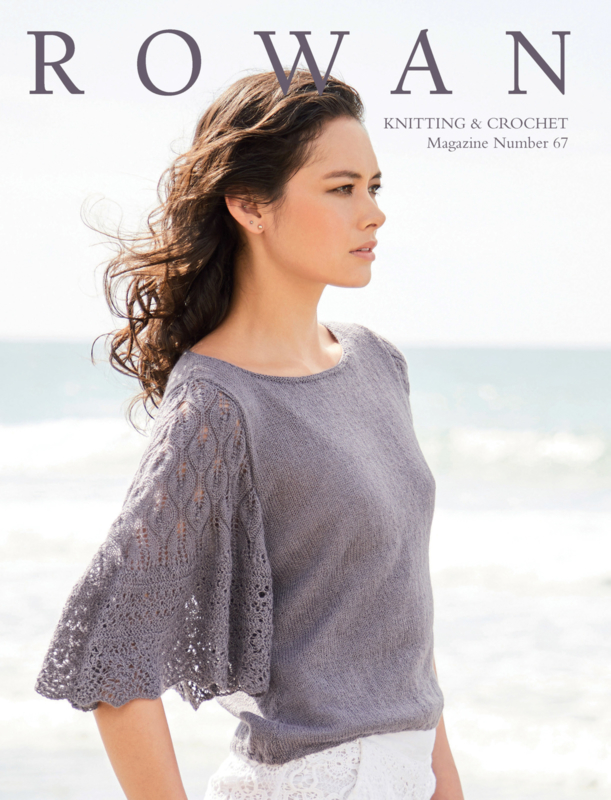 Rowan Knitting & Crochet Magazine Number 67 Lente/Zomer 2020