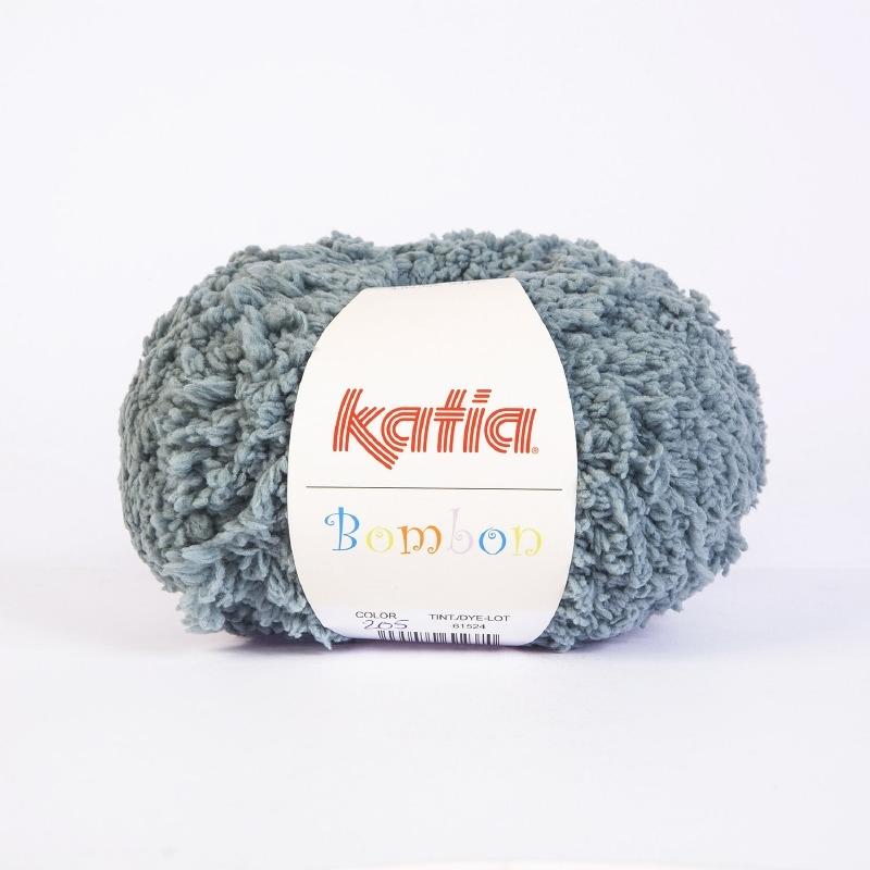 Katia Bombon 205 Grijs Blauw