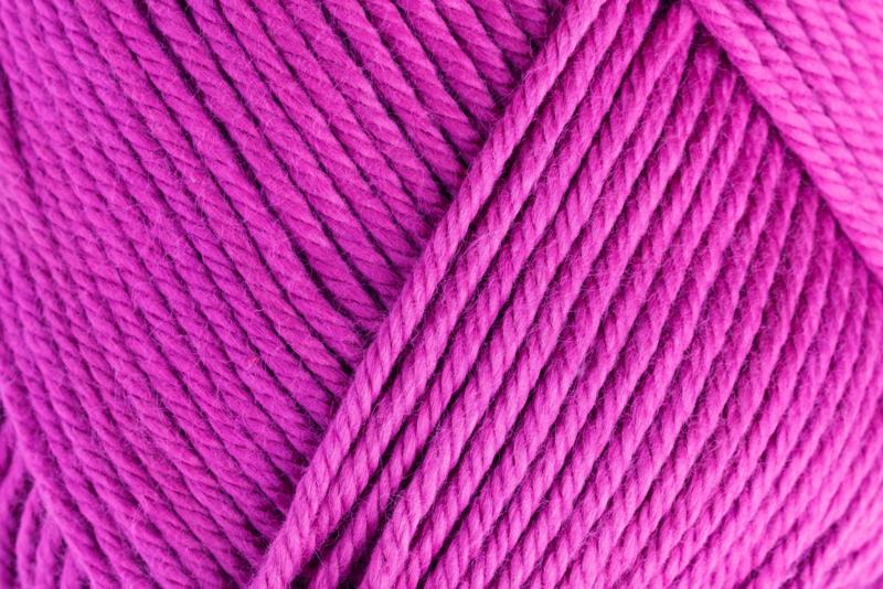 ROWAN Handknit Cotton 356 Raspberry