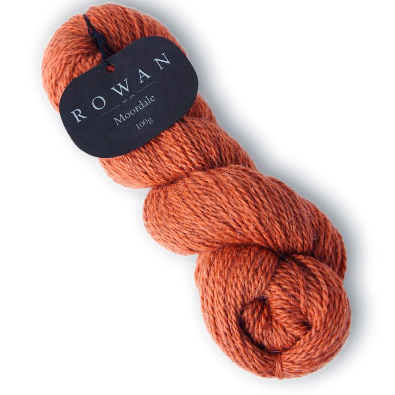 Rowan - Moordale - 18 Orange Peel