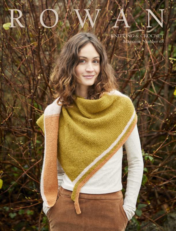 Rowan Knitting & Crochet Magazine 68 Herfst/Winter 2020-2021