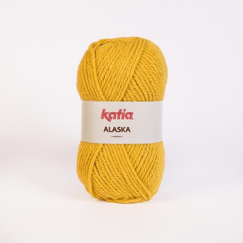 Katia Alaska - 18 Mosterdgeel