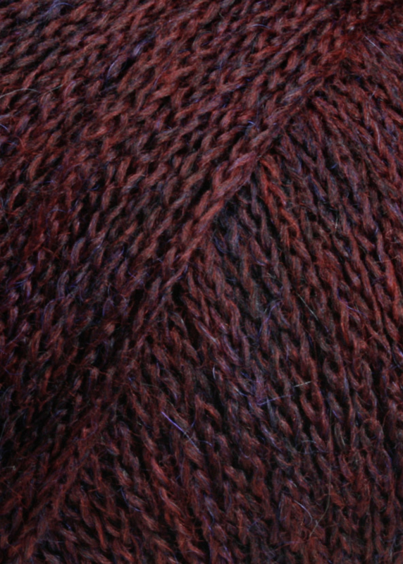 LANG Yarns - Respect 0064 Bordeaux
