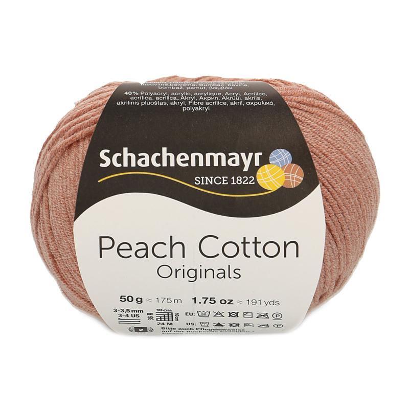Schachenmayr - Peach Cotton 00130 Perzik