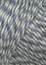 LANG Yarns - Jawoll Superwash 0151 Mix Licht Blauw