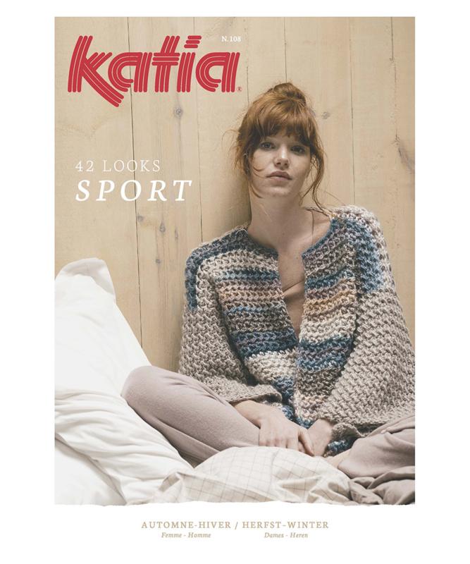 Katia Sport No. 108 Herfst/Winter 2021-2022