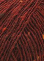 LANG Yarns Donegal - 0060 Donker Rood