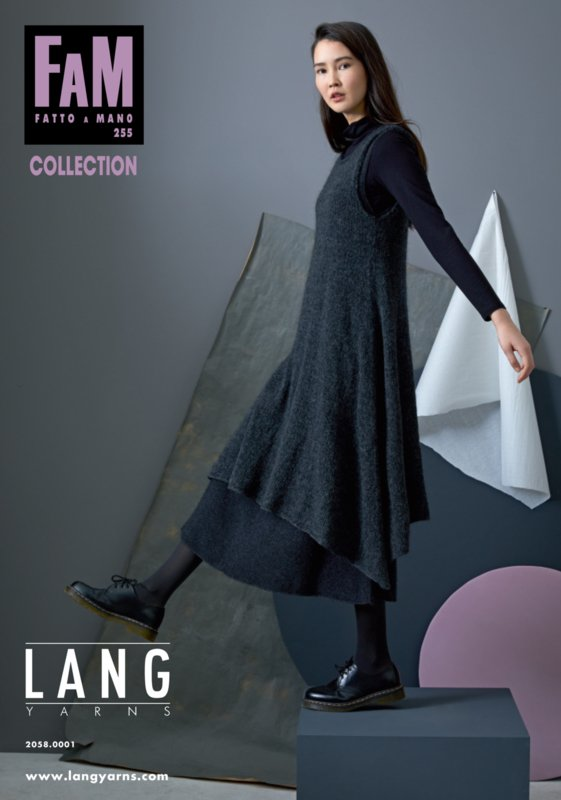 LANG FaM FATTO a MANO 255 Collection 2018/2019