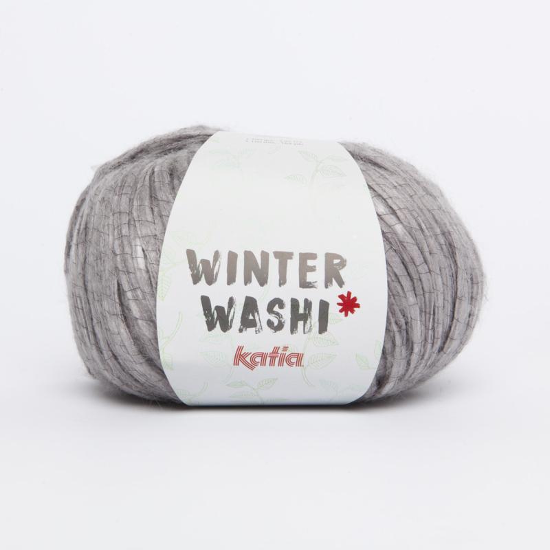 Katia Winter Washi - 205 Licht grijs