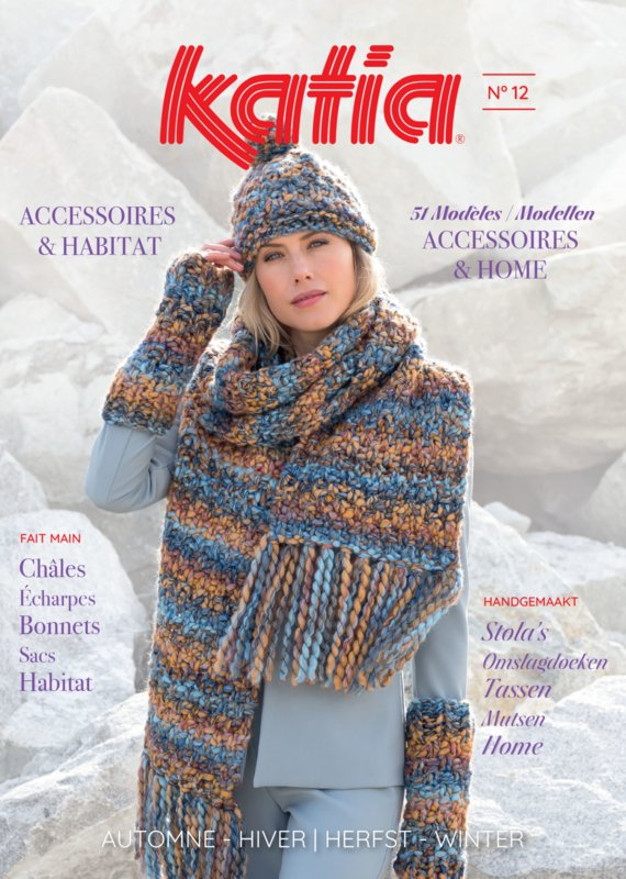 Katia Accessoires No. 12 Herfst/Winter 2018-2019