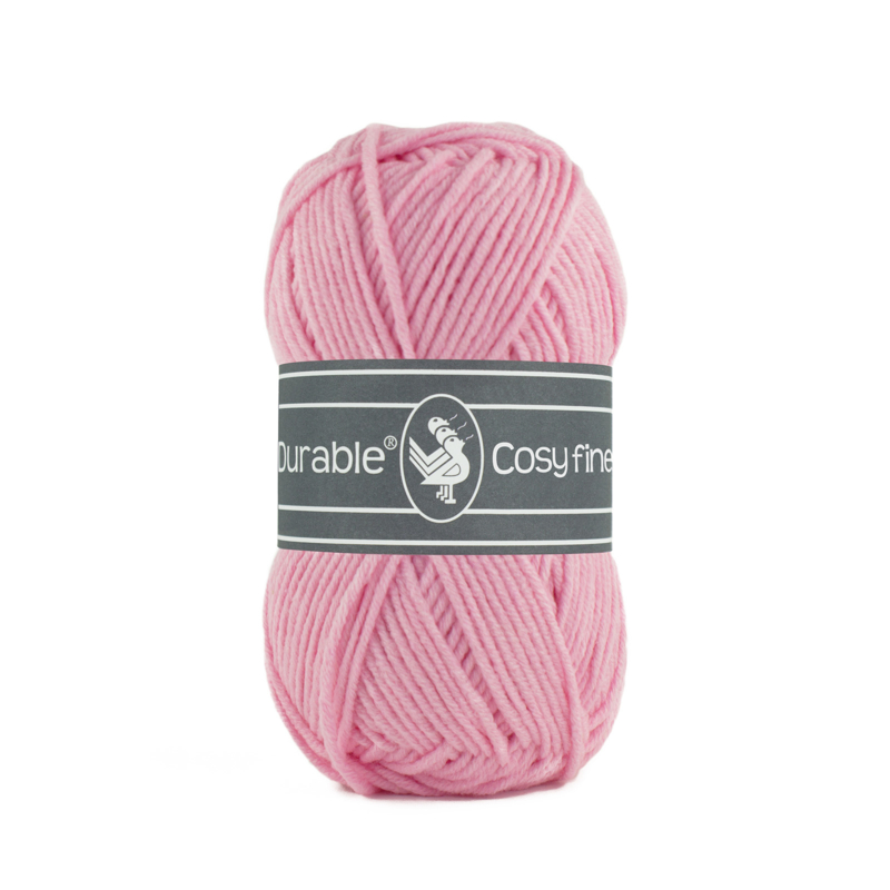 Durable Cosy Fine - 226 Rose