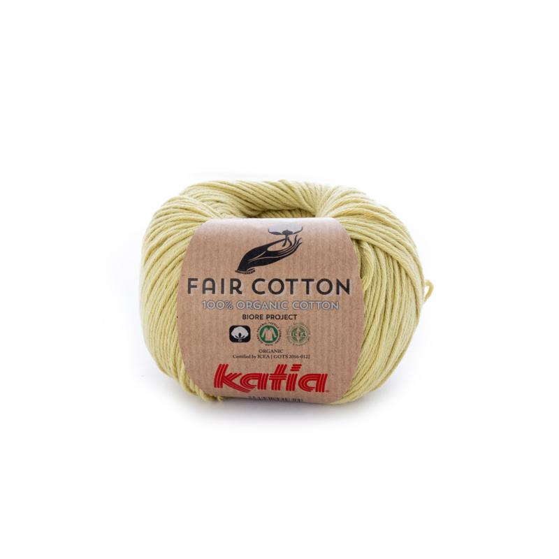 Katia Fair Cotton - 34 Pistache