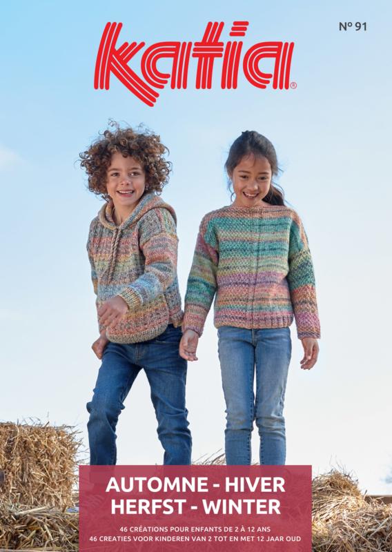 Katia Kids No. 91 - Herfst/Winter 2019-2020