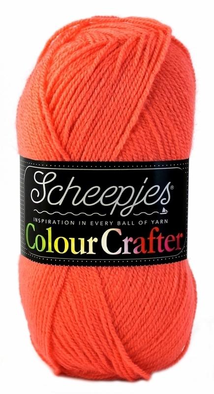 Scheepjes Colour Crafter - 1132 Leek
