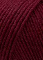 LANG Merino 120 - 0163 Bordeaux Rood