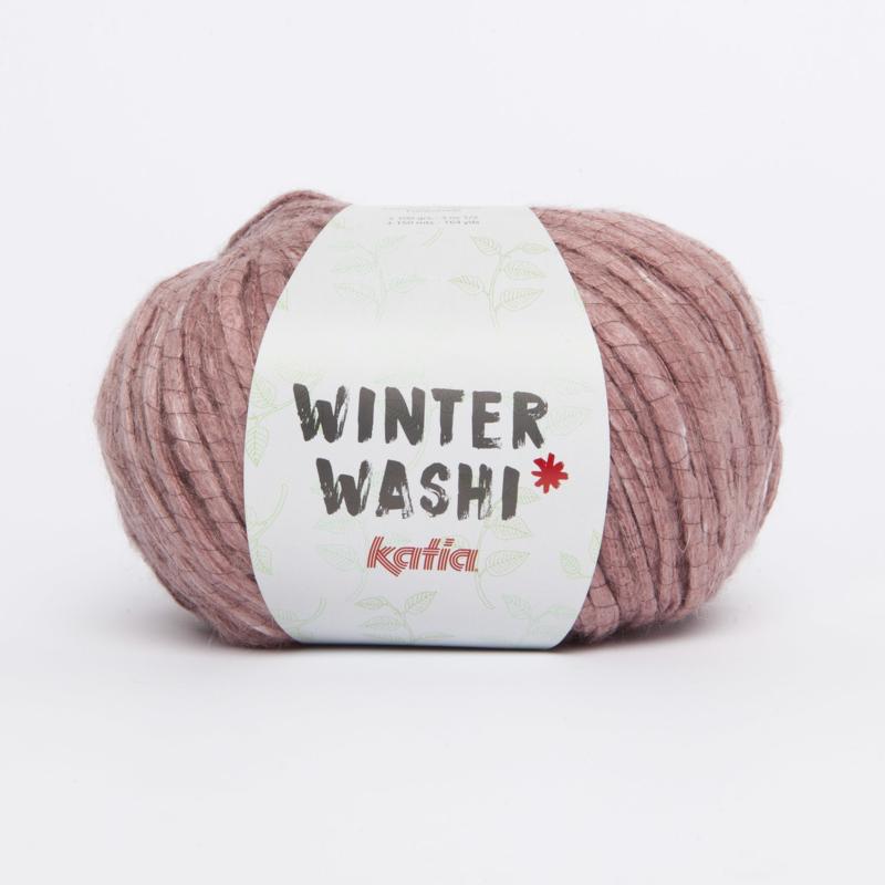 Katia Winter Washi - 204 Beigerood