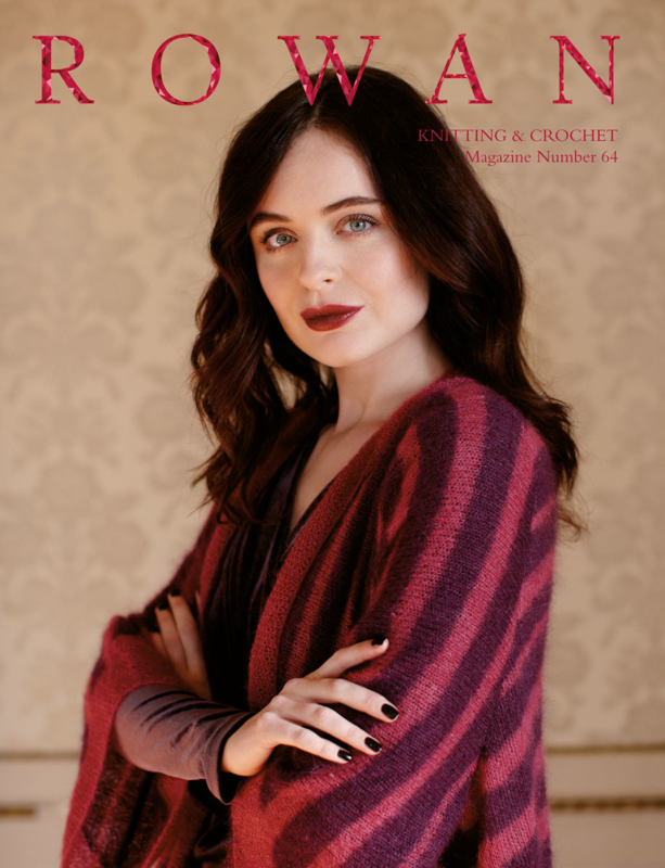 Rowan Knitting & Crochet Magazine Number 64 Herfst/Winter 2018-2019
