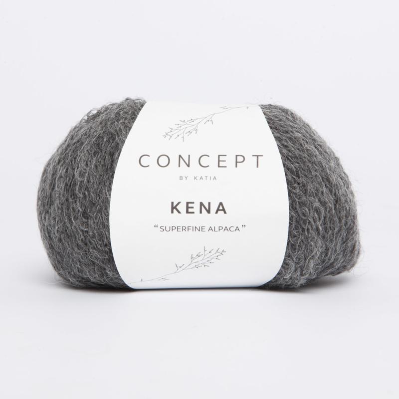 Katia Concept - Kena 76 Donker Grijs