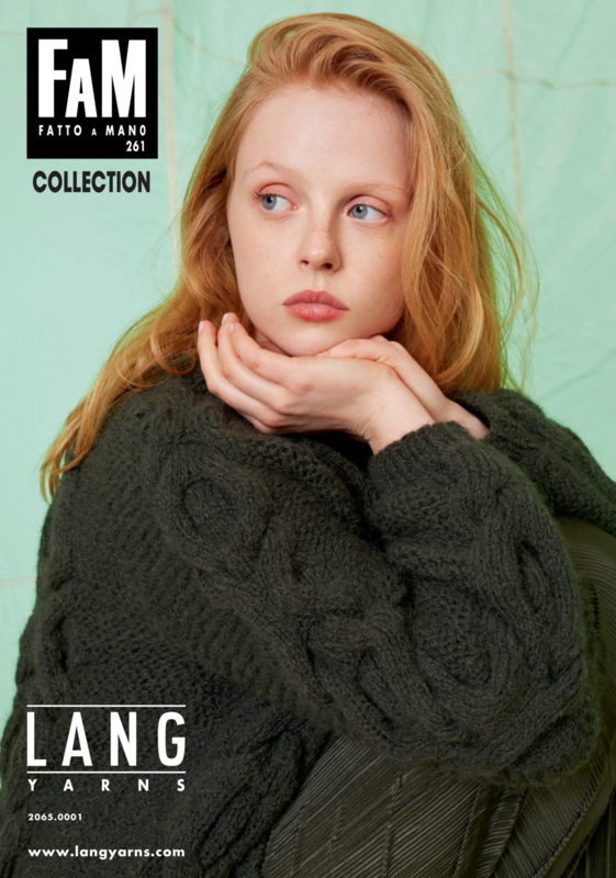 LANG FaM FATTO a MANO 261 Collection 2019-2020
