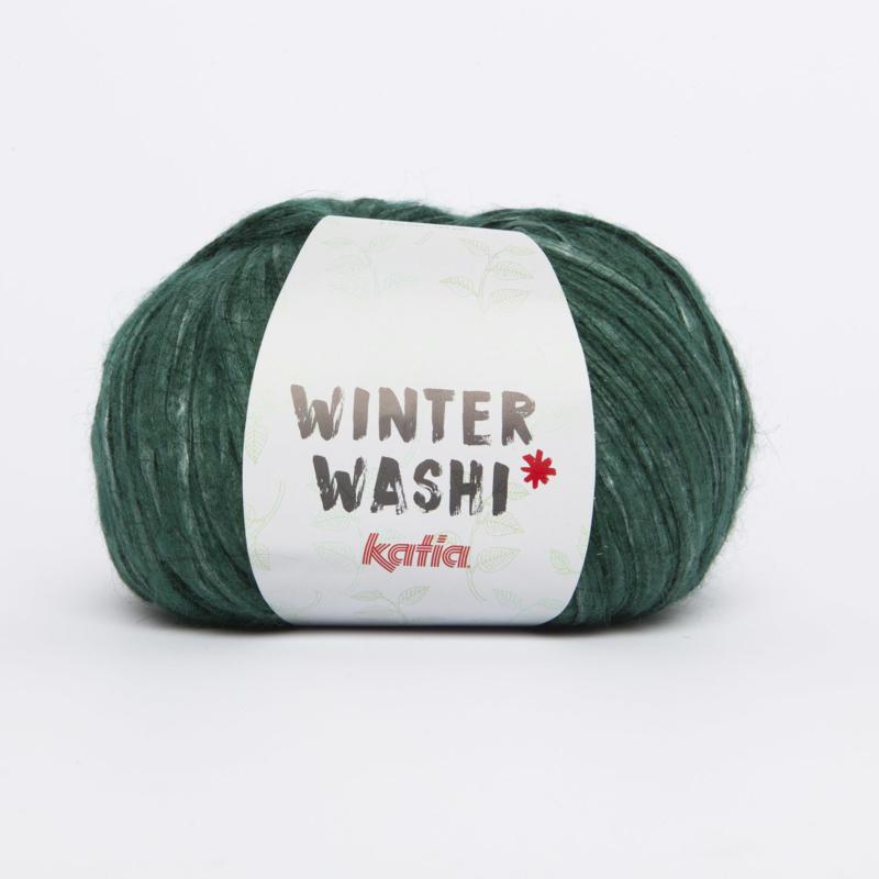 Katia Winter Washi - 209 Flessengroen
